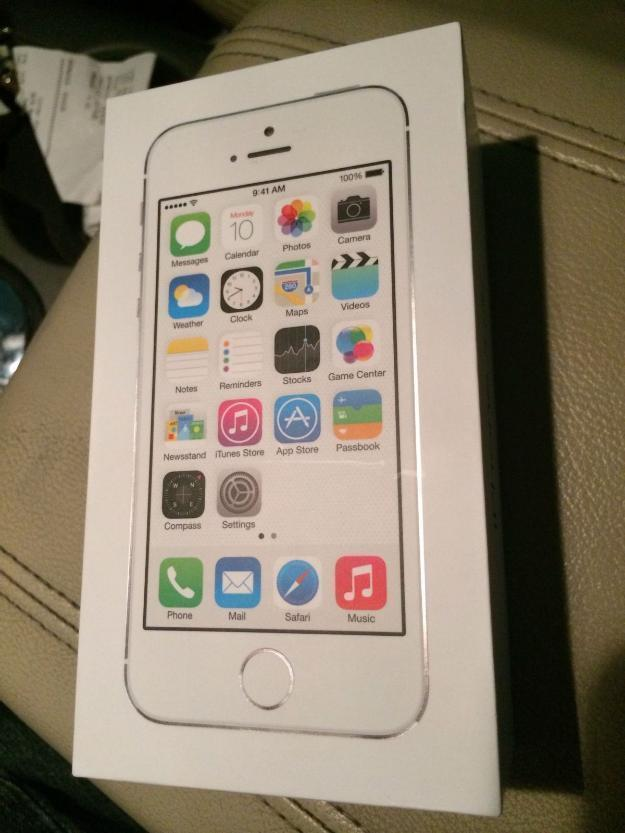 Original Apple iPhone 5 s 64GB (Unlocked)