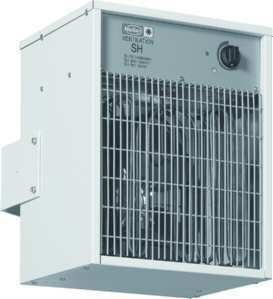 HELIOS SH 12 Stationäre Ventilator Heizlüfter