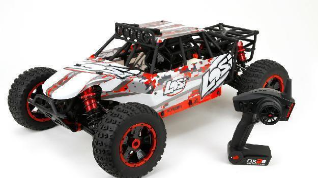 Losi Desert Buggy XL: 1/5th 4WD Buggy RTR R