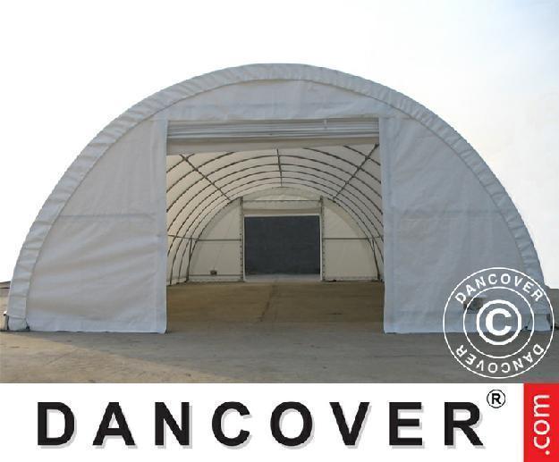 Lagerzelt Dancover 9,15x20x4,5 m 600 g/m² PVC Plane