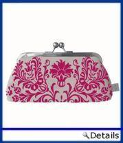 YG Portemonnaie Case Clasp Pink