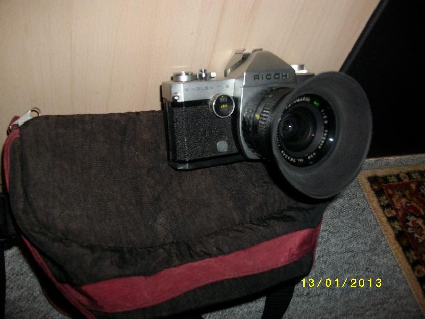 Ricoh Singlex TLS Spiegelreflexkamera