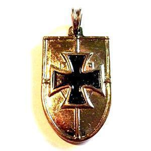 Kettenanhänger GERMANENSCHILD Amulett Anhänger
