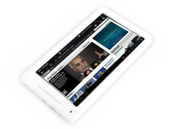 Neue 7 Zoll Mini Tablet Pads mit Android 4.0 - TOP