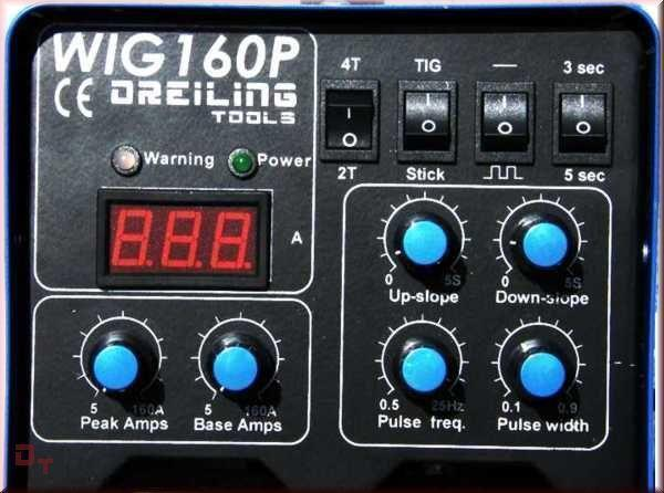 WIG160P WIG Schweissgerät