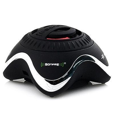 Mini Lautsprecher Sonpre C1BR 3W schwarz der Exclusive