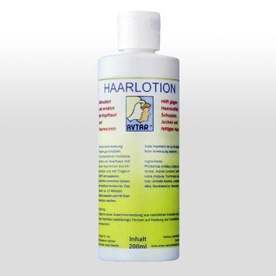 Avtar Haarlotion (gegen Haarausfall, Schuppen, fettiges Haar)