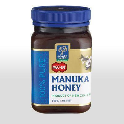 Bio Manuka-Honig MGO TM 400 500 g
