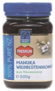 Bio Manuka Wildblütenhonig 500 g