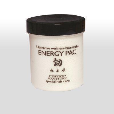 Energy Pac (Haarmaske für trockenes und strapaziertes Haar, besonders für langes Haar)