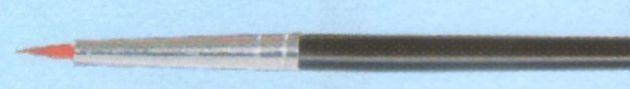 Rundpinsel Größe 0