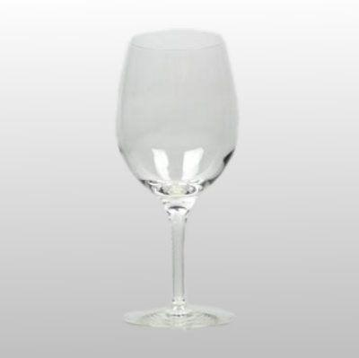 Weisweinglas kristallklar