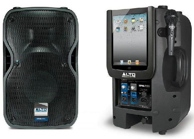 ALTO IPA Music System 400Watt/10Zoll