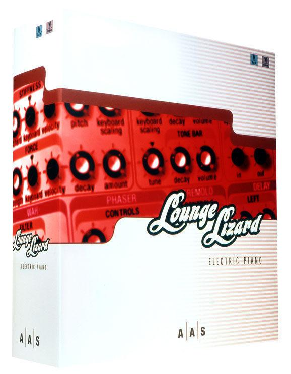 APPLIED ACOUSTICS SYSTEMS AAS Lounge Lizard EP-3 S