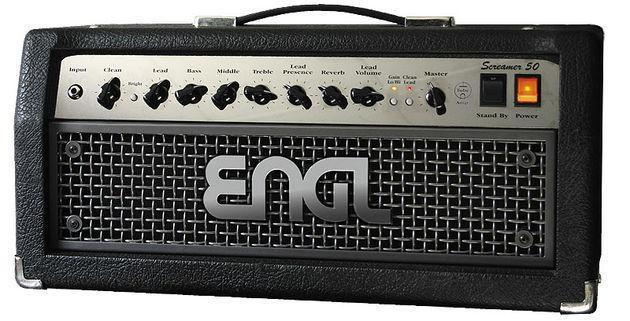 ENGL E-335 Screamer 50 Head 50Watt