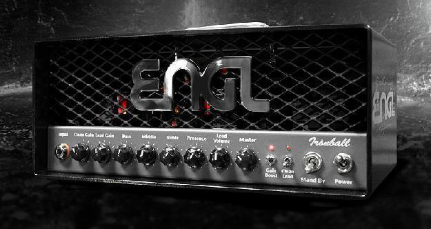 ENGL E-606 Ironball Head 20Watt