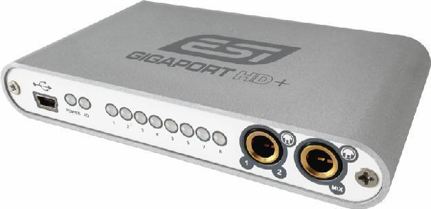 ESI GIGAPort HD+ USB