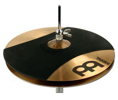 EVANS HQ SO-14-HAT SoundOff Cymbal HiHat Mute