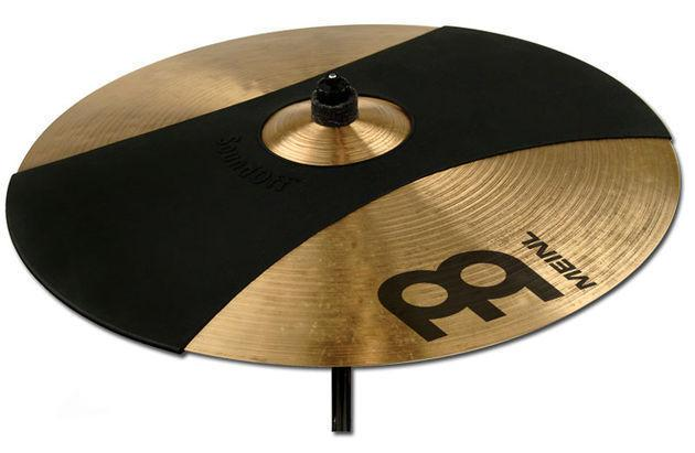 EVANS HQ SO-20-RIDE SoundOff Cymbal Ride Mute