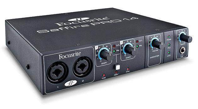 FOCUSRITE Saffire Pro 14 FireWire