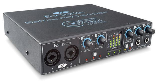 FOCUSRITE Saffire Pro 24 DSP FireWire