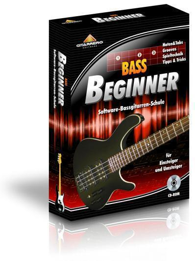 GITARRERO Bass Beginner