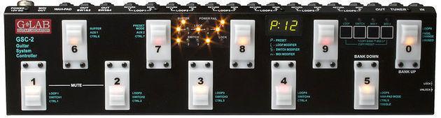 G-LAB GSC-2 Guitar System Controller