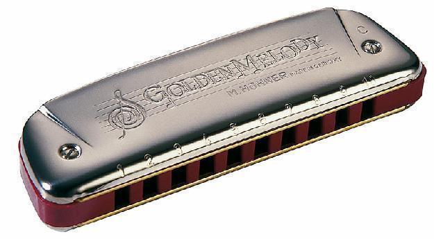 HOHNER Golden Melody 20 Stimmen D-Dur