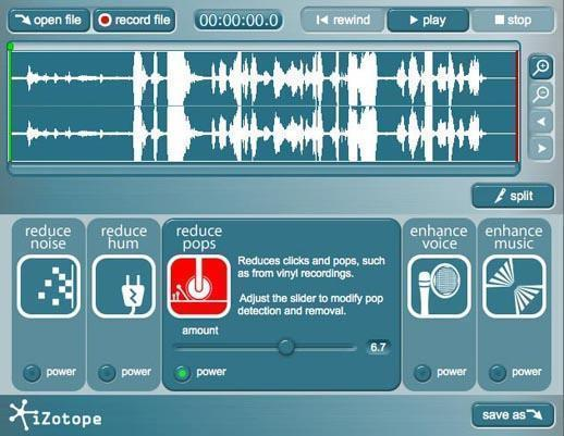 IZOTOPE Music & Speech Cleaner (Downloadversion)