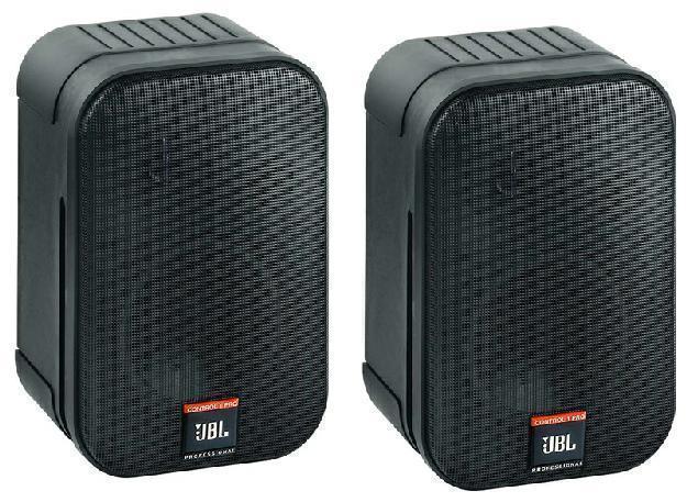 JBL Control 1 Pro BK (Paar), 150Watt/5,25Zoll