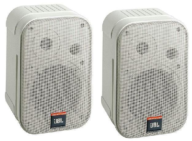JBL Control 1 Pro WH (Paar), 150Watt/5,25Zoll