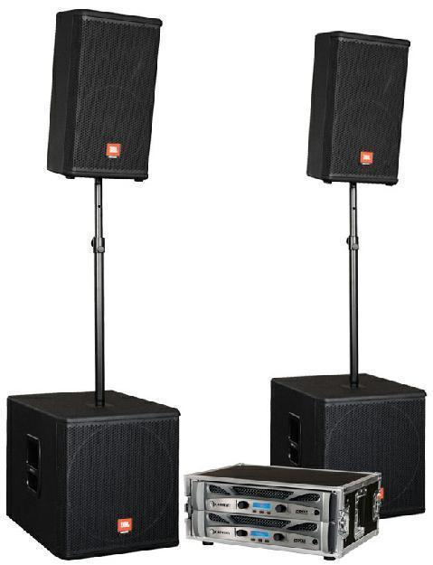 JBL MPX-5 System passiv, 1800Watt