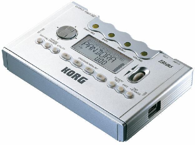 KORG PX-5 D ToneWorks Pandora