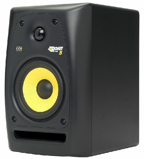 KRK RP-5 G2 RoKit Plug Play Set, 150Watt/5Zoll