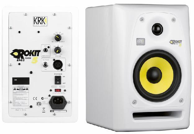 KRK RP-5 G2-SE RoKit aktiv (Stück), 75Watt/5Zoll