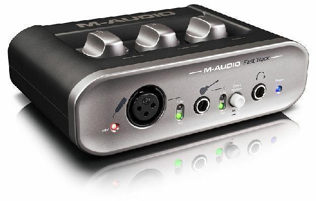 M-AUDIO Fast Track mkII USB
