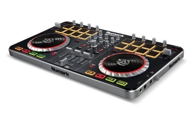 NUMARK Mixtrack Pro MK II DJ USB