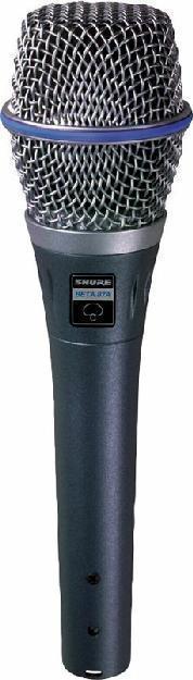 SHURE SM-87 A Kondensatormikrofon