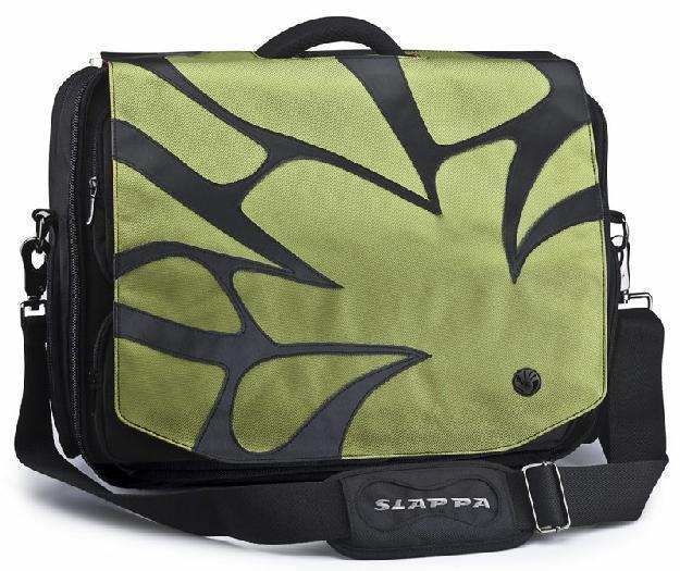 SLAPPA Kiken Lime Blast-Custom Shoulder Bag 18