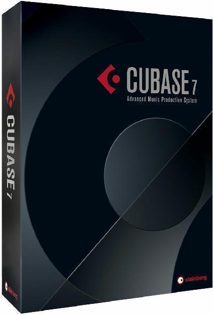 STEINBERG Cubase 7 Upgrade von Cubase 6