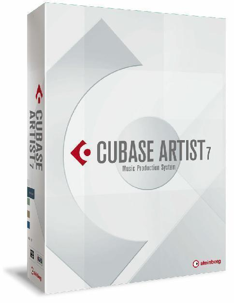 STEINBERG Cubase Artist 7 EDU Schulversion