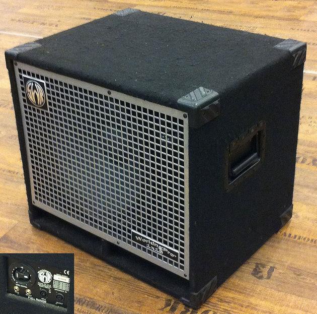 SWR WorkingPro 115 Cabinet 400W/15Zoll / Gebraucht
