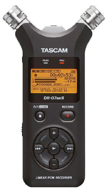 TASCAM DR-07 MK2
