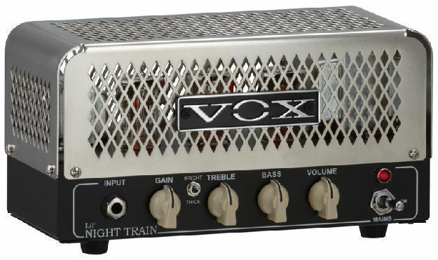 VOX NT-2 H Lil Nighttrain Head 2Watt