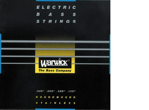 WARWICK Black Strings 4 Bass Medium 045-105