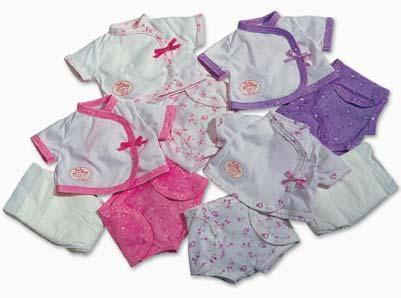 Baby Annabell Unterwäsche Set