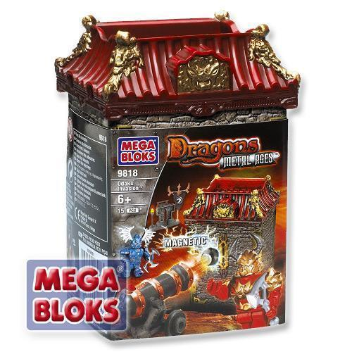 Castle Builders Sortiment von Mega Bloks