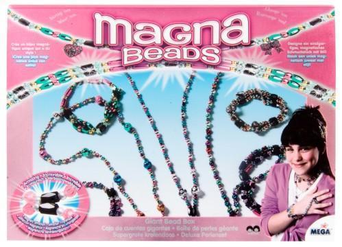 MAGNA BEADS Deluxe Perlenset von Mega Bloks