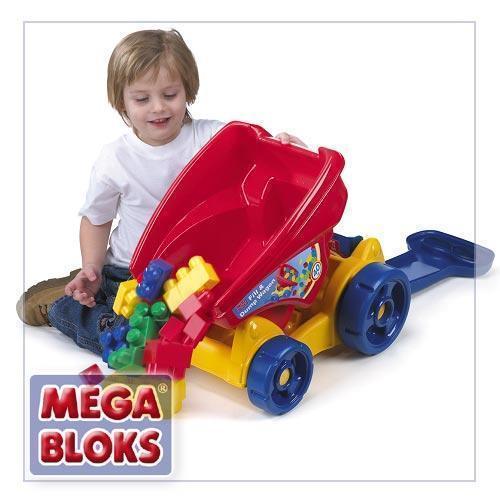 Mega Bloks - Maxi - Großer Wagen