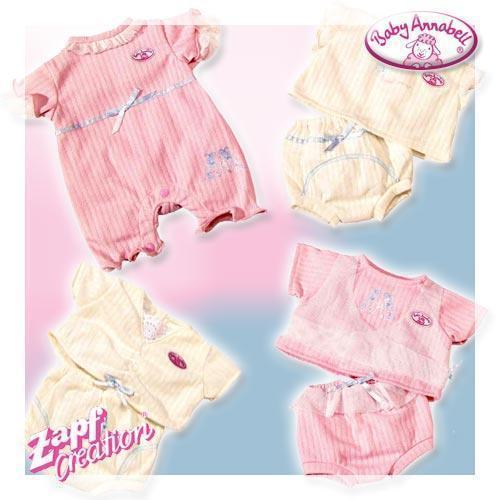 Unterwäsche Set - Baby Annabell